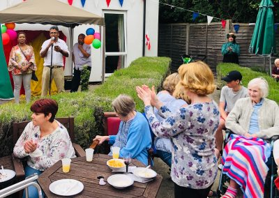 Burleigh House Summer BBQ